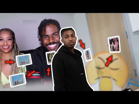 """I PUT UP PICTURES OF MY FRIEND DDG EX """"KENNEDY"""" AND HER NEW MAN FRIEND IN HIS APARTMENT!"""