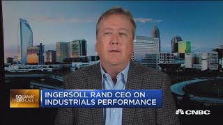 Ingersoll Rand CEO on how his company is avoiding the tariff impact