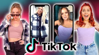 Millennials Try TikTok Outfits Inspired By Gen Z [boohoo, Zara, A&F, Amazon] by Clevver Style