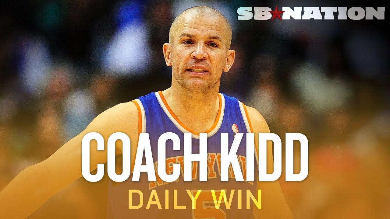 Jason Kidd, New Brooklyn Nets Coach, No Experience Needed (Daily Win) thumbnail