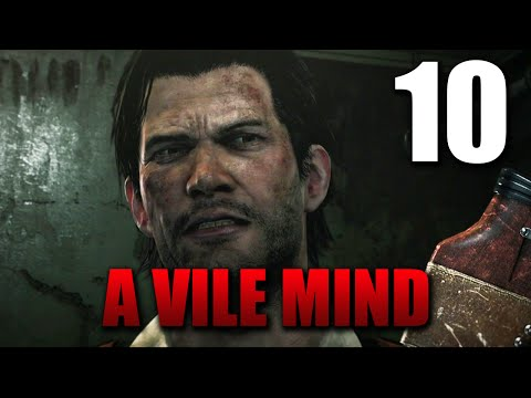 [10] A Vile Mind (Let's Play The Evil Within PC w/ GaLm)