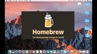 How to Install Homebrew on Mac OS X + Getting Started with Homebrew