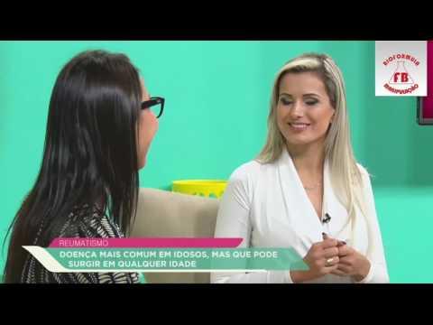 Viver Bem - Reumatismo - 2 - Gente de Opinião