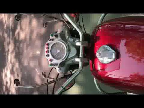 video Moto-Guzzi 850 GT California