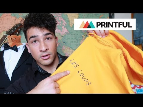 Comparing Printify and Printful - смотреть онлайн на Hah Life