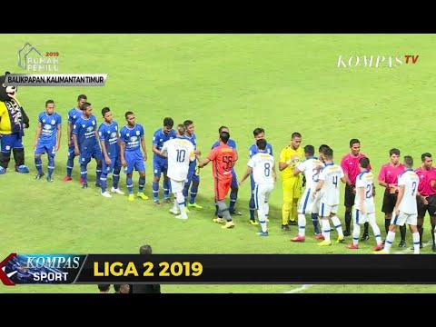 Persiba Tunduk 0-1 Pada PSIM Yogyakarta