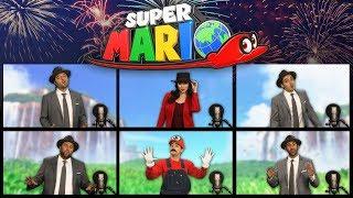 Super Mario Odyssey Theme Song Acapella! (Jump Up, Super Star ft. Katie Wilson)