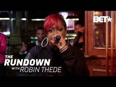 RAPSODY | The Rundown With Robin Thede