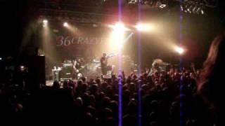 36 Crazyfists: Elysium Live @ Bristol 12/11/10