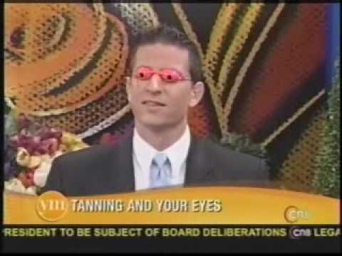 Tanning Risks & Your Eyes