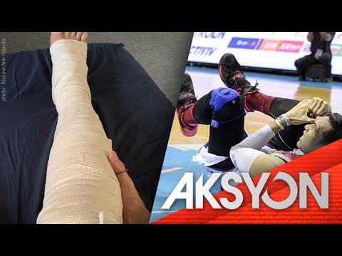 [News5]  June Mar Fajardo, 'di makakalaro sa PBA Philippine Cup