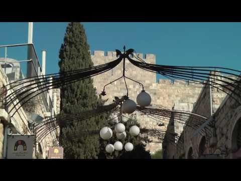 חוצות היוצר - ביקור בירושלים המסורתית