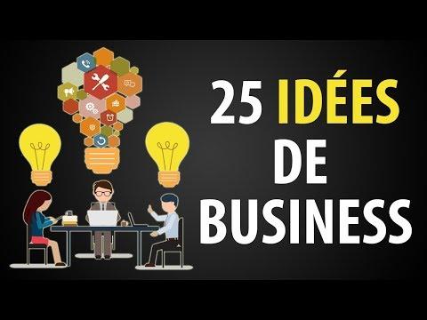 , title : '25 IDÉES d'Entreprises pour se Lancer