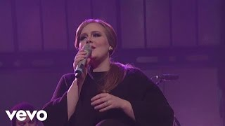 Chasing Pavements - Adele  (Video)