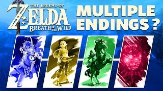Understanding Breath of the Wild's Multiple Endings
