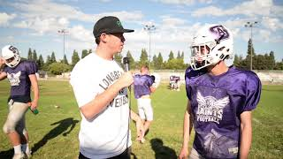 St. Anthony Football Shoots Its Shot with 908 Sports (VIDEO)
