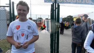 preview picture of video 'II Międzynarodowy Turniej Oldbojów w Piłce Nożnej Stawiski 2012'