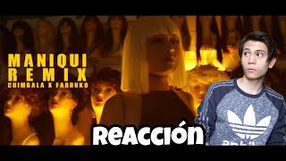 Chimbala y Farruko - Maniqui Remix ( Reacción )