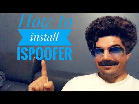 6  iSpoofer PC - Unmodified App Install - GPX Tests & Tutorial