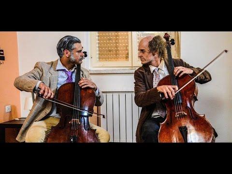 La Música De Estos Dos Violonchelistas Te Cautivará