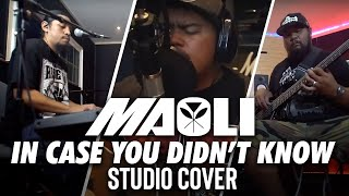 "In Case You Didn't Know – Brett Young ""Maoli Cover"""