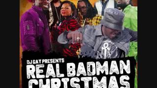 DJ GAT REAL BADMAN CHRISTMAS DANCEHALL MIX NOVEMBER 2016 FT AIDONIA/MASICKA/ALKALINE/