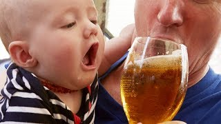 """r/Entitledparents """"GIVE MY BABY YOUR BEER!"""""""