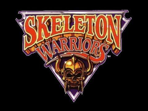 Воины - скелеты (skeleton warriors: the animated series) - 3 серия