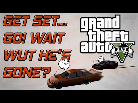 GTA V Online | The Perfect Launch (No Wheelspin)