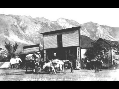 Gold Trails and Ghost Towns: Lillooet