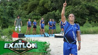 ¡Ernesto Cázares es el décimo tercer eliminado de Titanes vs. Héroes! | Episodio 64 | Exatlón México