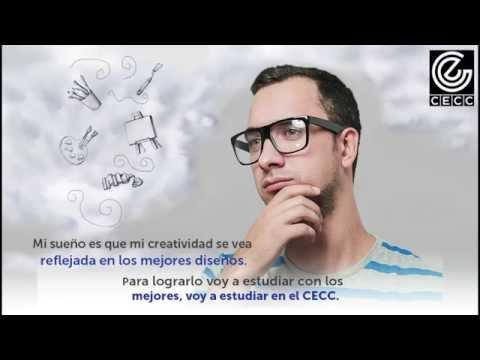 Mi sueño es estudiar Diseño Gráfico en el CECC