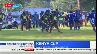 Kabras sugar emerge winners as they take the Kenya Cup