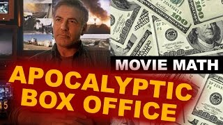 Box Office for Tomorrowland 2015, Mad Max Fury Road Week 2, Poltergeist, San Andreas