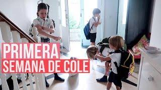 Max Comienza El Cole. Vuelta A La Rutina.