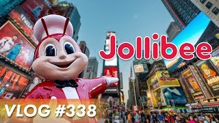 Jollibee in Times Square  // Taste of the Philippines in NYC