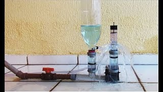 Bomba D'água Que Funciona Sem Energia Elétrica - Carneiro Hidráulico
