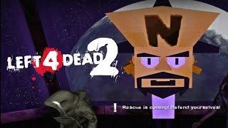 Left 4 Dead 2 - Crash Bandicoot: The Return of Dr. Cortex
