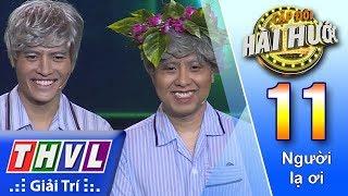 THVL | Cặp đôi hài hước Mùa 2 – Tập 11[6]: Một thời để nhớ - Võ Tấn Phát, Akira Phan