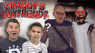 GRANNY HAS A BOYFRIEND? Grandpa Horror Game
