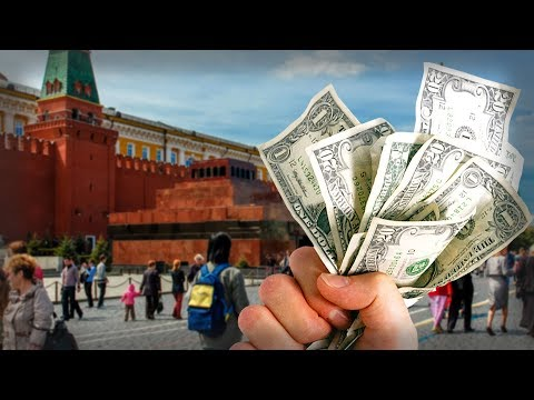 RUSSIA 2018: HOW EXPENSIVE IS MOSCOW? A DAY OF BUDGET TRAVEL