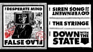 Video The Desperate Mind - False Flag (2016) - FULL EP STREAM