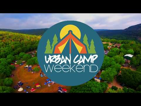 Urban Camp Weekend - Full Behind The Scenes