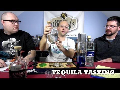 Blanco Tequila Tasting Results: Riazul, Cabo Wabo, Alma and Tres Generaciones