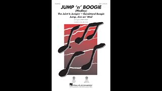 Jump 'n' Boogie (Medley) (SSA Choir)   Arranged By Kirby Shaw