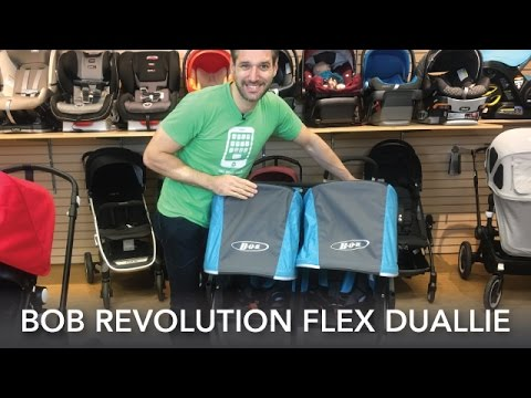 BOB Revolution Flex Duallie 2017 | Reviews | Ratings | Prices | Magic Beans