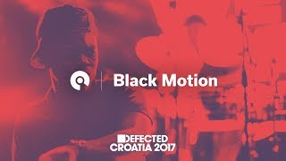 Black Motion @ Defected Croatia 2017 (BE AT.TV)
