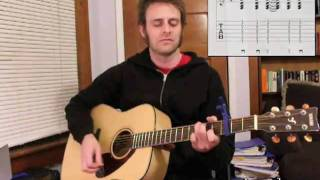 Redemption Song (Joe Strummer) guitar lesson with TAB