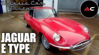 Jaguar E Type Restoration | Full Episode | S1E01 | Classic Car Rescue