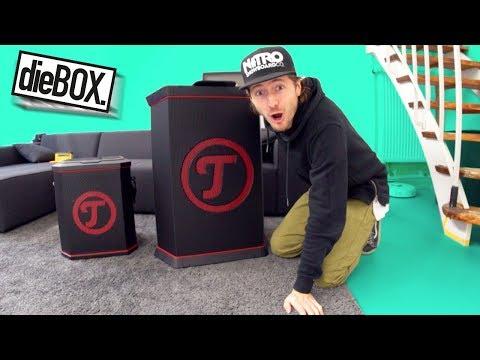 Der krasseste mobile Lautsprecher in der BOX! 😲